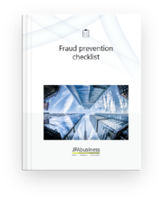 Fraud prevention checklist cover