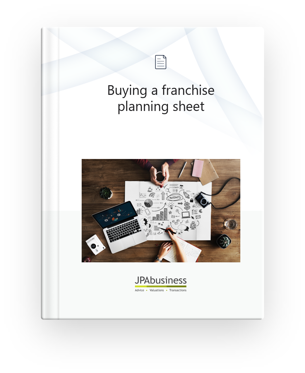 Buying a franchise planning sheet | JPAbusiness