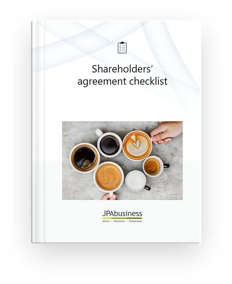 Download The Shareholders Agreement Checklist