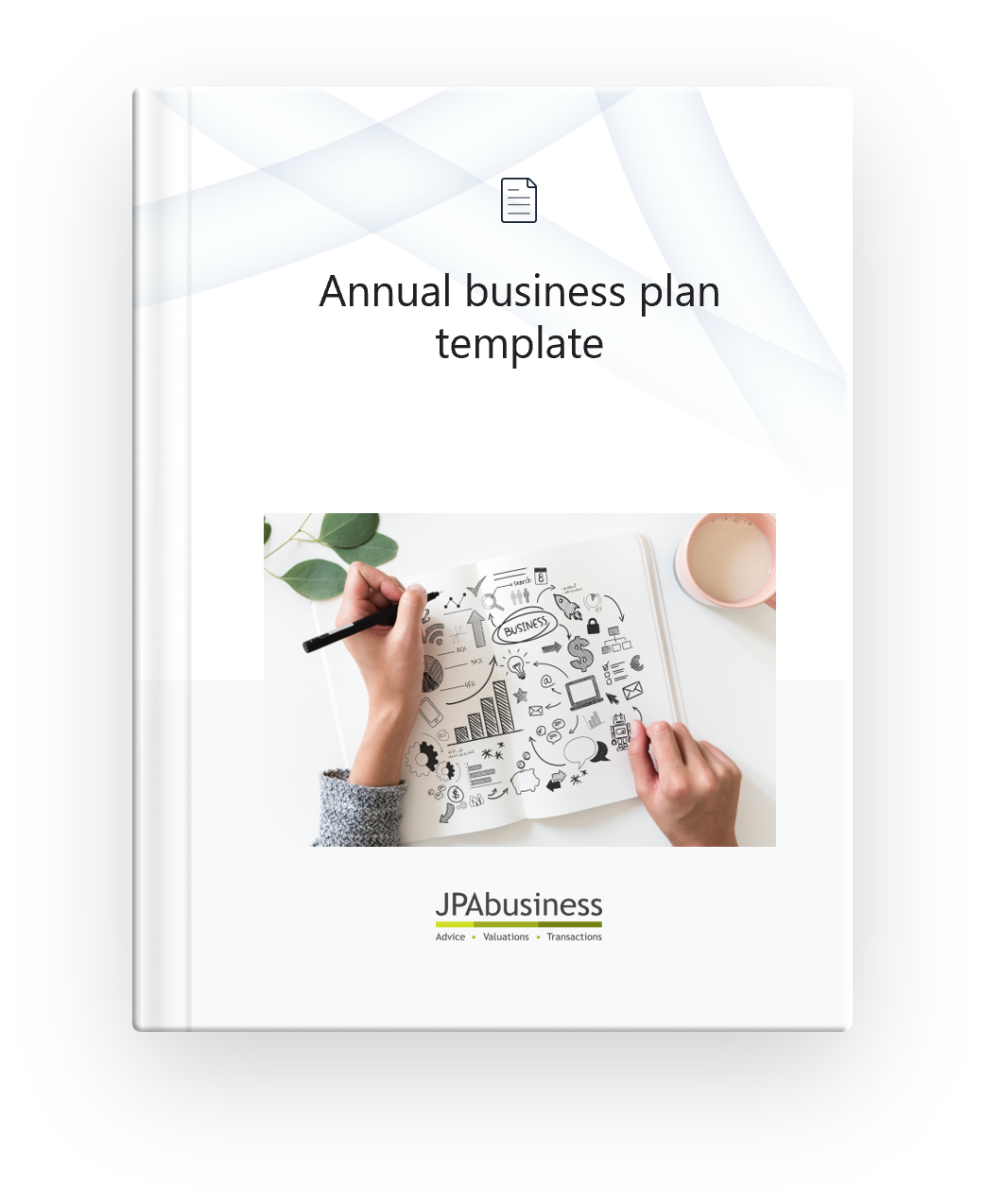 The annual business plan template