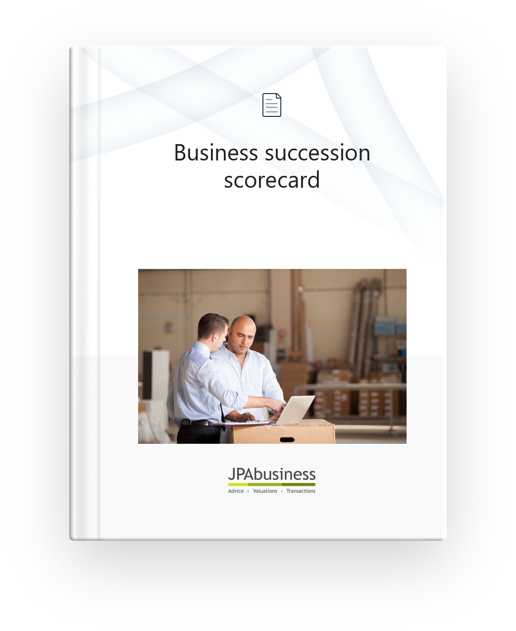 Business Succession Scorecard | JPAbusiness