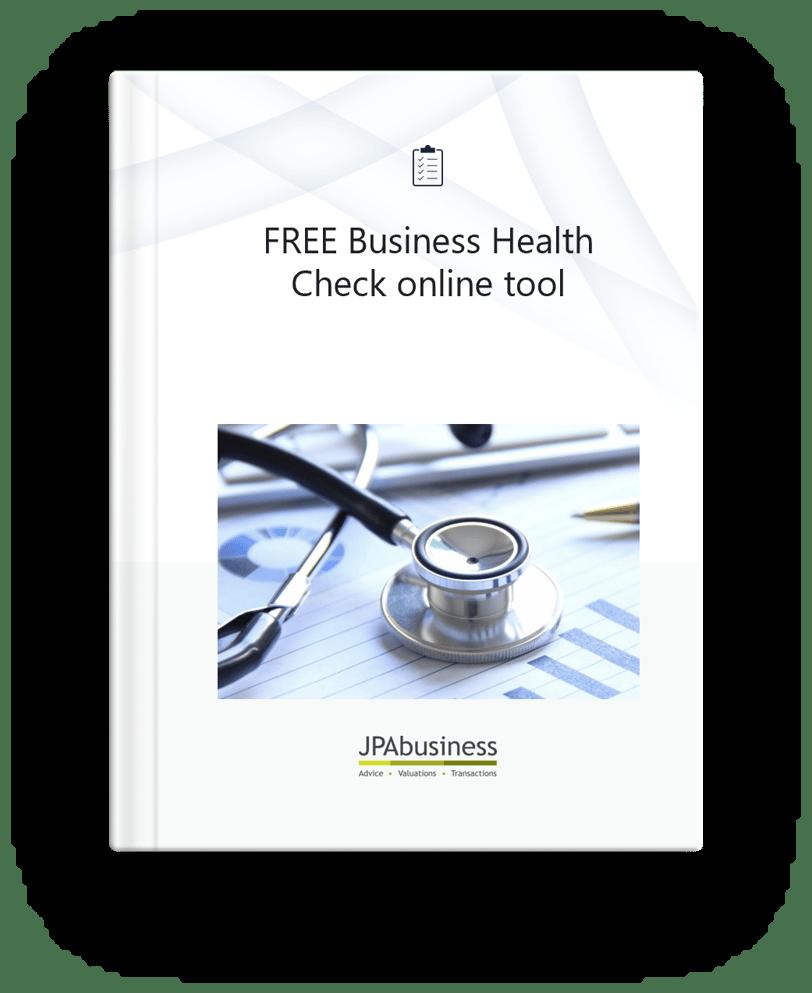 Free Business Health Check JPAbusiness - Free business check template