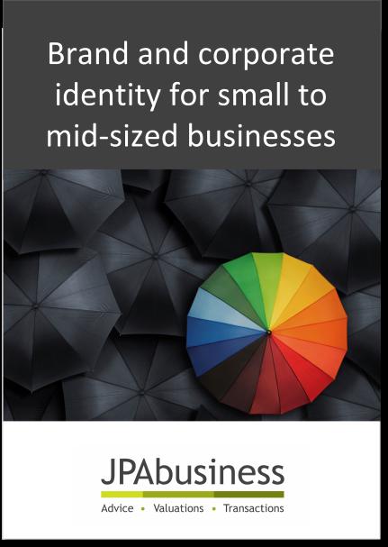 Brand and Corporate Identity [eBook] | JPAbusiness