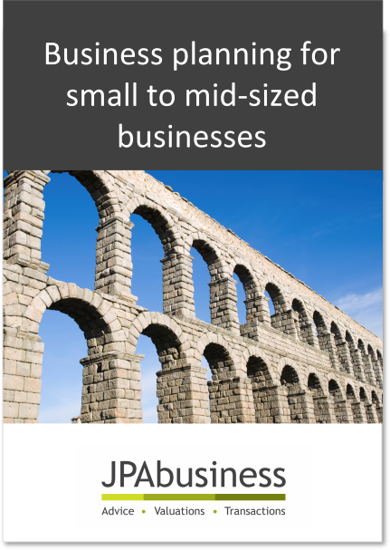 Business Planning for Small to Mid Sized Enterprises | JPAbusiness