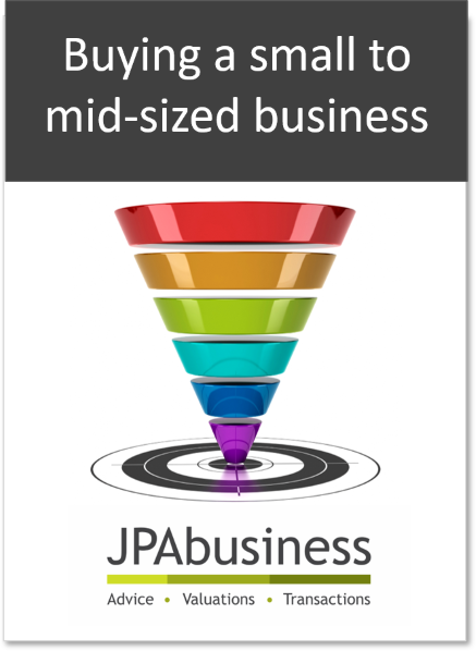 Buying a small to medium sized business | JPAbusiness