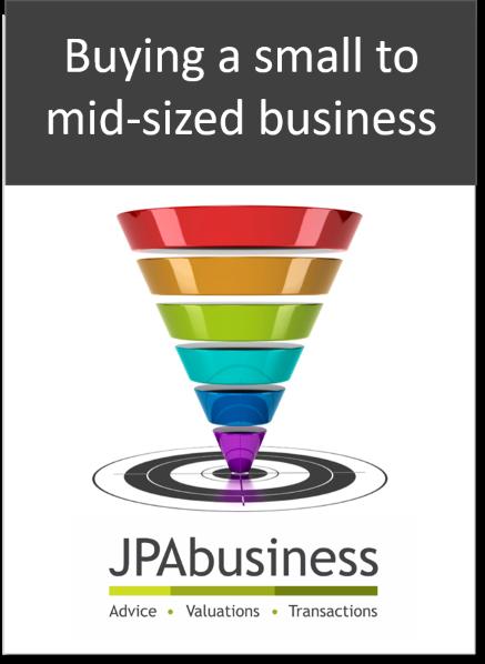 Buying a small to medium sized business | JPAbusiness