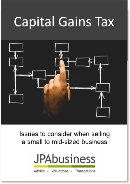 CGT - issues to consider when selling | JPAbusiness