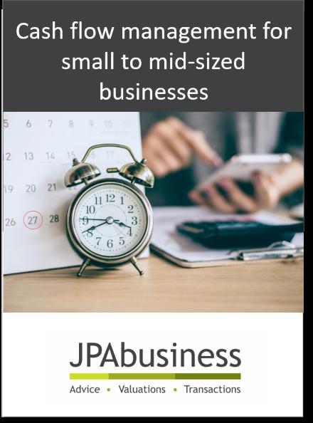 Cash Flow Management [eBook] | JPAbusiness