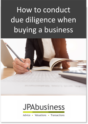 How to conduct due diligence on a business purchase eBook