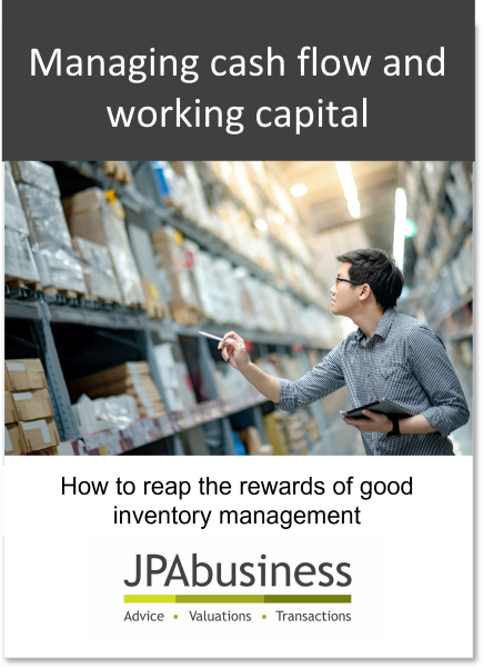 Managing cash flow and working capital | JPAbusiness