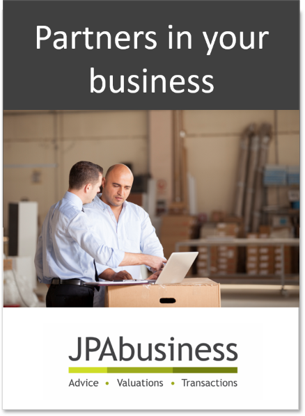 The partners in your business eBook
