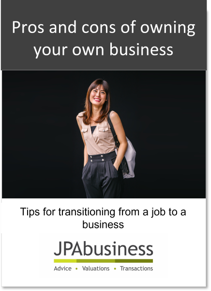 The pros and cons of owning your own business eBook