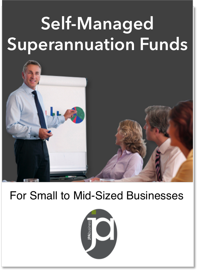 SMSF for business | JPAbusiness