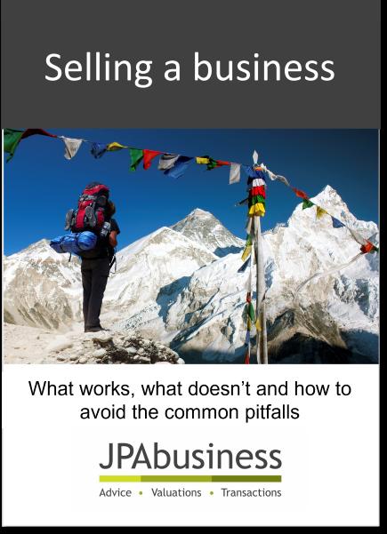 Selling_a_Business_eBook | JPAbusiness