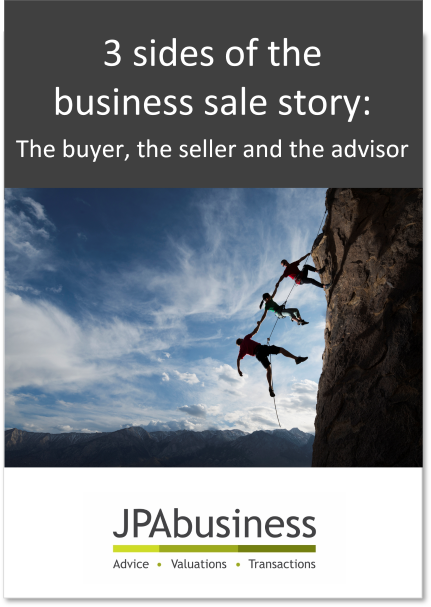 The 3 sides of the business story   JPAbusiness
